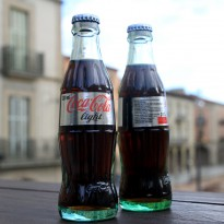 Étiquette Coca-Cola Light