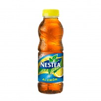 Nestea printed label