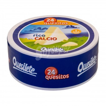 Quesilete label